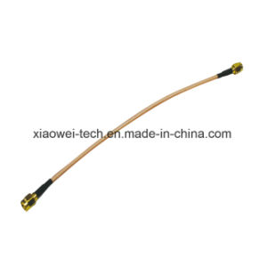 Rg316 Coaxial Cable Wire with N Connector Jumpers Assembly