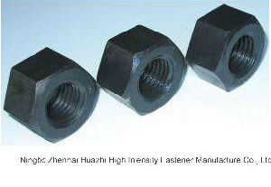 Carbon Steel Hex Nuts for ASME A563 pictures & photos