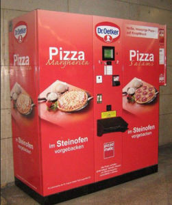 High Quality Pizza Vending Machines Prices for Sale/Microwave Vending Machine