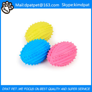 Durable Chew Ball Pet Rubber Dog Toy