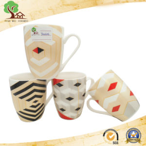 Customized Hot Selling Promotional Decal Ceramic Mug pictures & photos