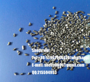 Manufacturer Aluminum Shot for Shot Blasting / Stainless Cut Wire Shot /Lead Shot / Zinc Shot / Cut Wire Shot / Ss Shot/ Copper Cut Wire Shot pictures & photos