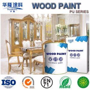 Hualong Full Environmental Anti-Formaldehyde Wood Paint pictures & photos