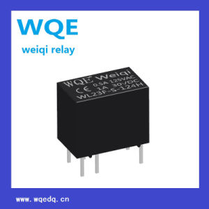 Miniature Size Communication Reed Relay (Wl23F) Suit for Automatic Devices, Communications Equipment pictures & photos