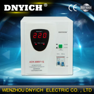 Relay Type Input 115 to 260V 3000va Voltage Stabilizer AVR Automatic Voltage Regulator
