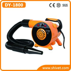 High Power 1-Motor Pet Dryer (with American motor) (DY-1800) pictures & photos