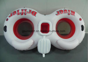 High Quality Inflatable PVC River Rider Tubes