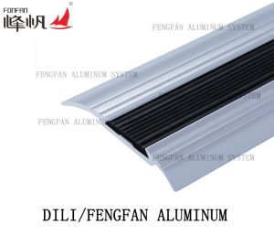 Flexible Alumaiam Anti-Slip Buckle to Apart Between Two Floors pictures & photos
