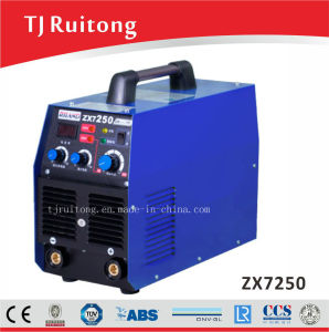 Inverter DC Arc (MMA) Welding Machine Manal Welder Zx7-250