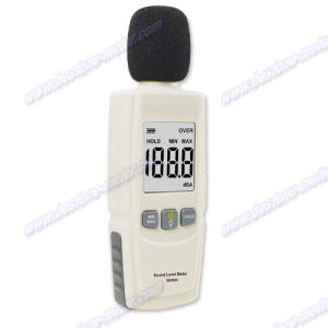 Digital Sound Level Meter Be834 pictures & photos