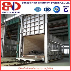 Gas Car Type Annealing Furnace with The Heat Treatment Furnace