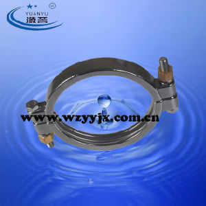 Stainless Steel High Pressure Clamp pictures & photos