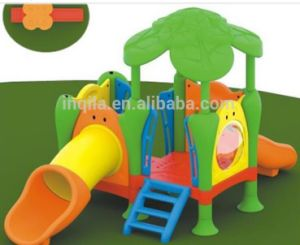 China Indoor Children Toys Small Plastic Slide for Kids - China ...