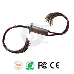 Multi-Circuits Slip Rings Compact Design with Prompt Delivery pictures & photos