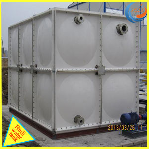 FRP Fiberglass SMC Water Tank with More Than 20 Years Experience pictures & photos
