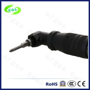 New Style High Torque Range Pneumatic Touch off Elbow Type Air-Power Screwdriver with High Quality pictures & photos