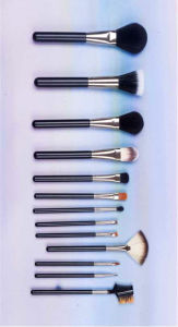 New 13PCS Goat Synthetic Hair Make up Cosmetic Brush