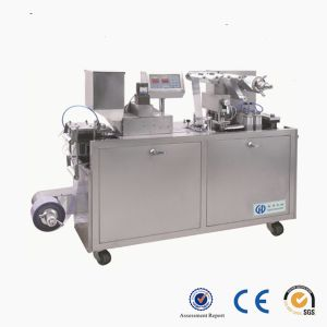 Dpp88A Blister Packing Machine/Small Blister Packing Machine for Tablet and Capsule