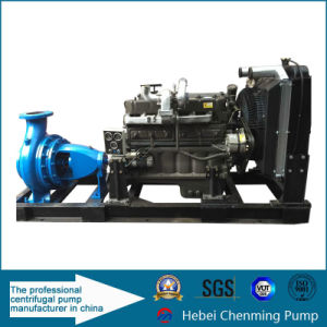 4inch 3HP Agriculture Irrigation Diesel Engine Electric Water Pump