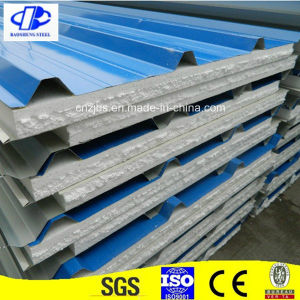 Lightweight Waterproof EPS Polystyrene Foam Sandwich Exterior Wall Panels pictures & photos