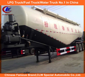 Heavy Duty Dry Bulk Cement Transport Tank Trailers 30tons pictures & photos