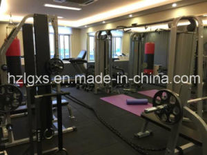 En1177 Approvaled Rubber Mats for Gym Flooring pictures & photos