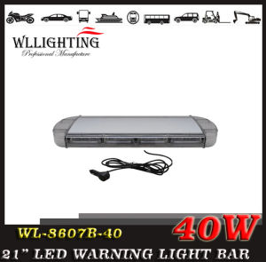 Amber Ambulance LED Warning Mini Lightbar