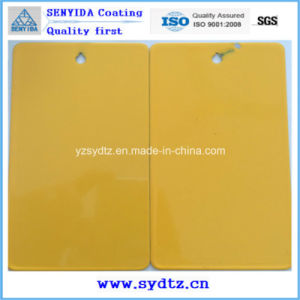 Electrostatic Polyester Epoxy Powder Coating Paint pictures & photos