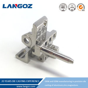 Machine Parts Zinc Aluminum Die Casting Manufacturer