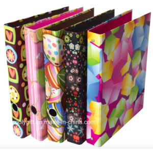 Cheap Printing Paper Ring Binder and Lever Arch File Folder pictures & photos