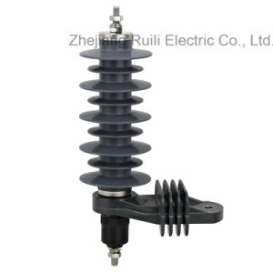 24kv Polymer ZnO Lightning Arrester pictures & photos