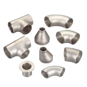 Pipe Fitting Tee (alloy, SS, carbon steel etc.) pictures & photos