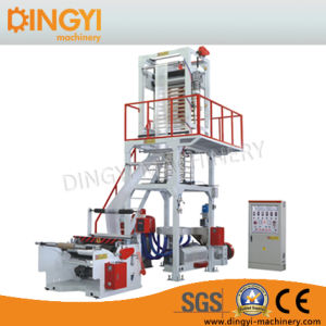 PE Film Blowing Machine with Semi-Automatic Winder pictures & photos