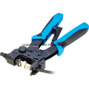 Professional Compression Crimping Tool F BNC RCA Rg59 RG6 pictures & photos