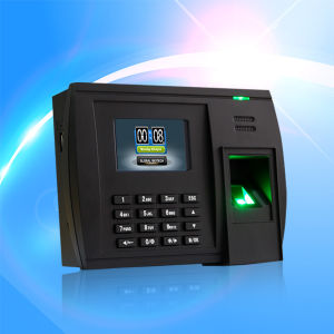Standalone Fingerprint Time Attendance with TCP/IP or USB Port (5000TC) pictures & photos