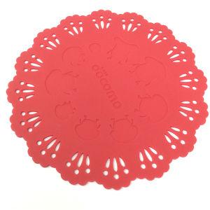 Many Kitchenware Kind of Insulation Mat Silicone Coasters pictures & photos