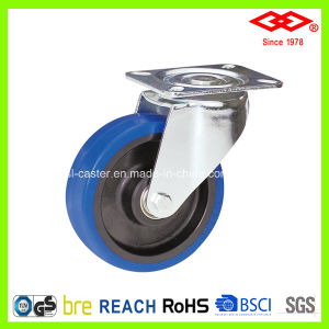 125mm Swivel Plate Thick Housing Industrial Castor (P161-23F125X36) pictures & photos