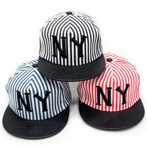 2761e69d0 Fashion Embroidered Striped Nylon Family Sports Trukfit Caps (YKY3328)