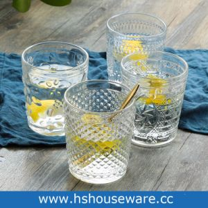 10 Ounce Crystal Lead Free Double Old Fashioned Crystal Glasses