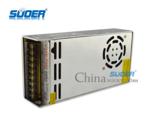 Suoer 2015 New 360W Industrial Switching 30A Switch Mode Power Supply (SPD-P360)