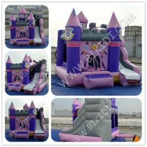 Coloful and Best Design Animal Inflatable Bouncer and Slide, Inflatable Bouncy Castle, Commercial Inflatable Jumper B2214 pictures & photos