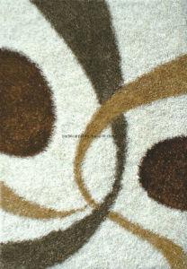 Shaggy Tapis Tapis/nouvel art de la soie