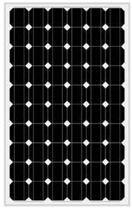 Kristallener monoSonnenkollektor/Solarmodul/Zellen-Modul (225W)
