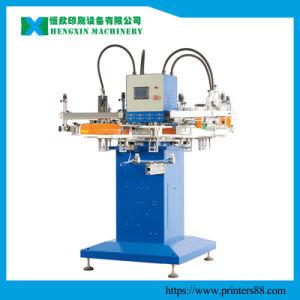 Macchina della stampante dello schermo della tessile di colore del commercio all'ingrosso 4