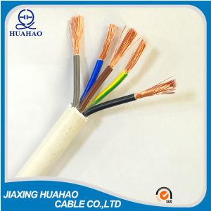 2, 3, 4, 5H05VV-core F Rvv Cable con el SGS aprobado