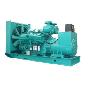 60Hz el motor generador diesel de 900kw