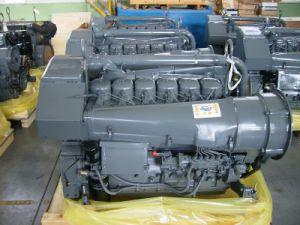 Deutz Turbo ha caricato 6 il motore diesel raffreddato aria del cilindro Bf6l913c