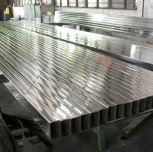 ASTM A213 TP 201のステンレス鋼の正方形の管