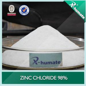 het Chloride van het Zink van de Rang van de Batterij van 98%Min