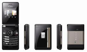 E8 Mobiele Telefoon van TV van het Scherm van de Tik van de EG de Dubbele